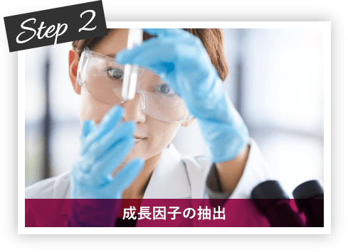 Step2 成長因子の抽出
